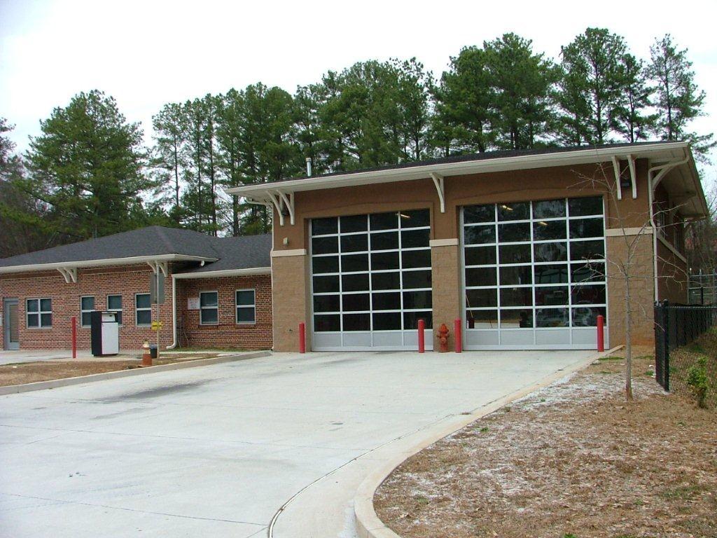 Dekalb County Public Safety Building