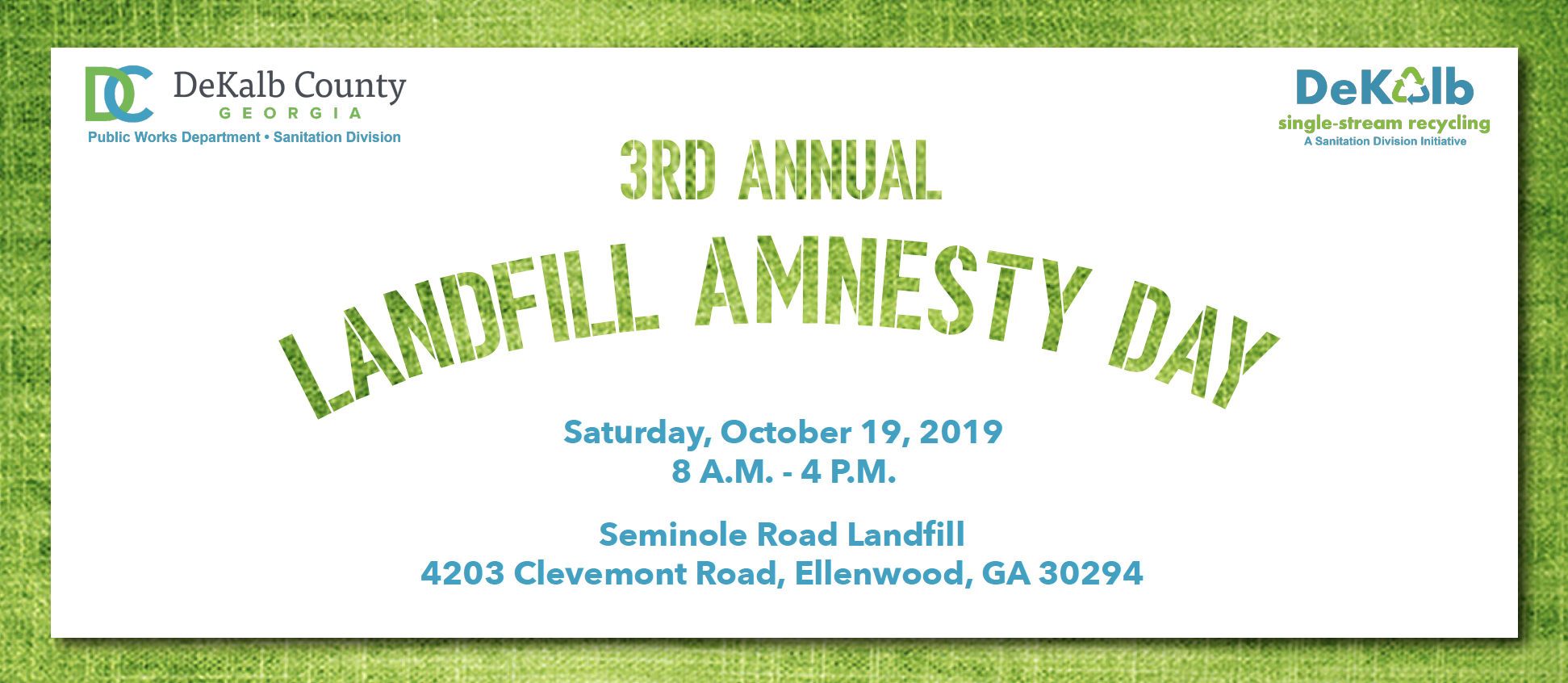 https://www.dekalbcountyga.gov/sites/default/files/2019-09/Landfill%20Amnesty%20Day%202019%20-%20Sliding%20Graphic.jpg