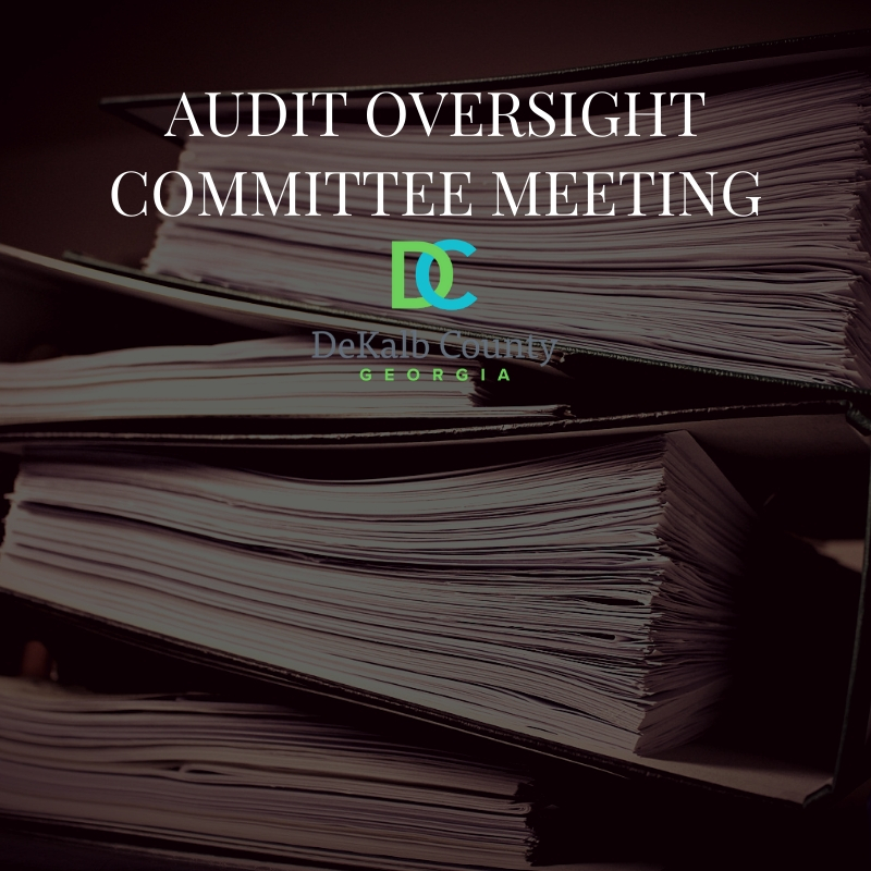 Audit Oversight Committee