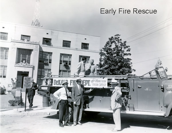Early Fire Rescue