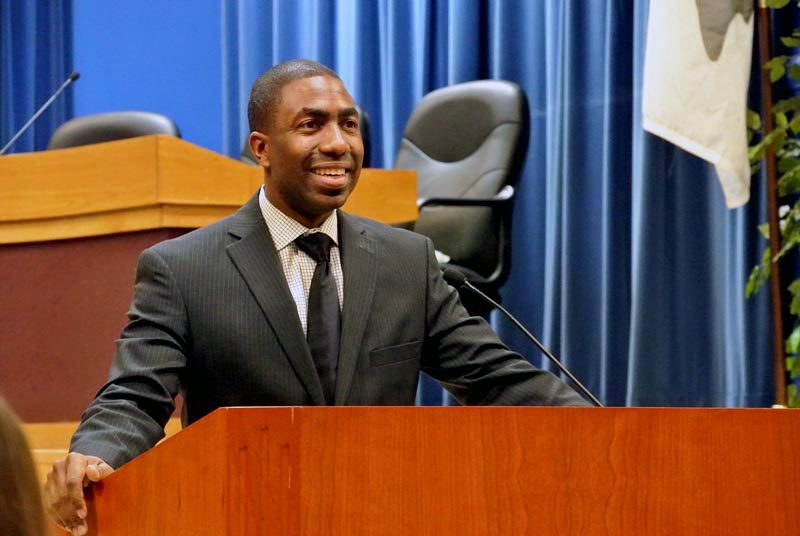 DeKalb County Interim CEO Lee May Delivers Final State of the County Address