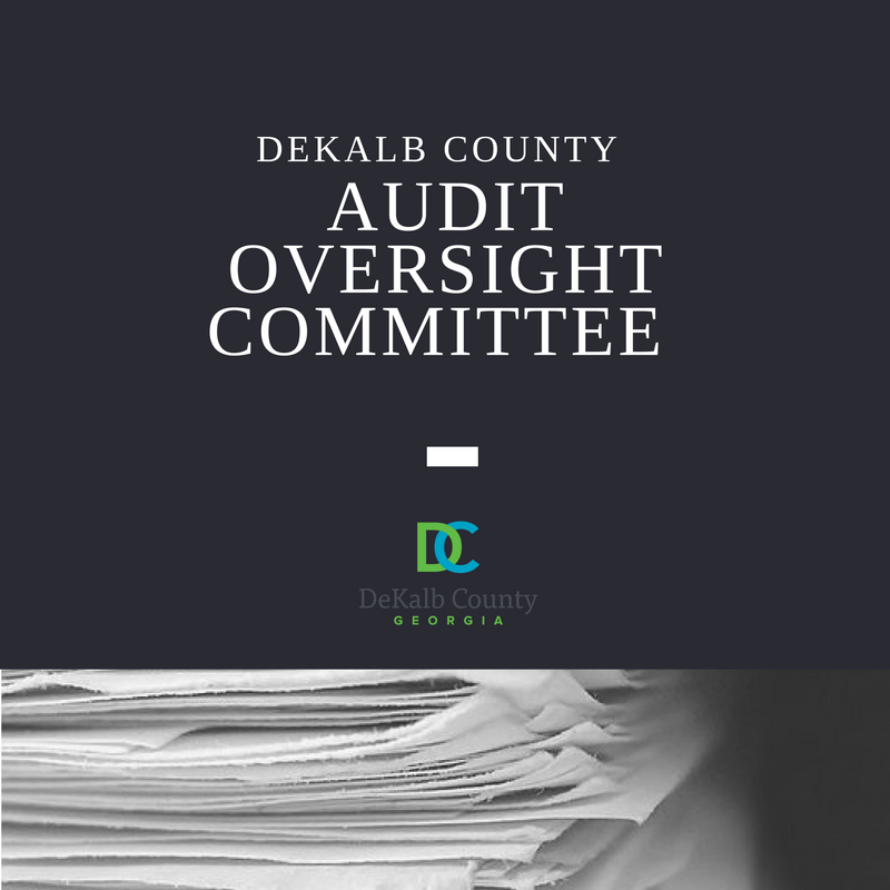 Audit Oversight Committee Graphic