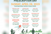 Park Prescription Day Flyer