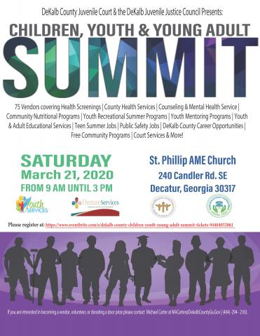 DeKalb County Youth Summit