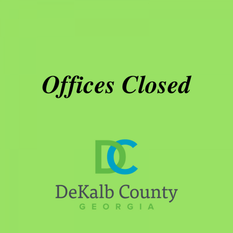 Offices closed graphic