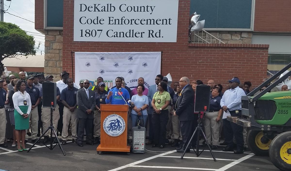 Dekalb County Vacant Property Registry