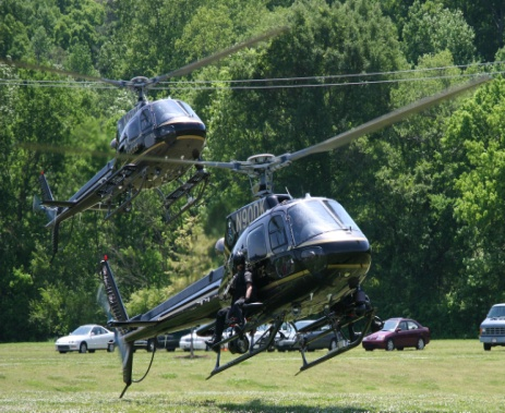 Photo of DeKalb County Helicopter