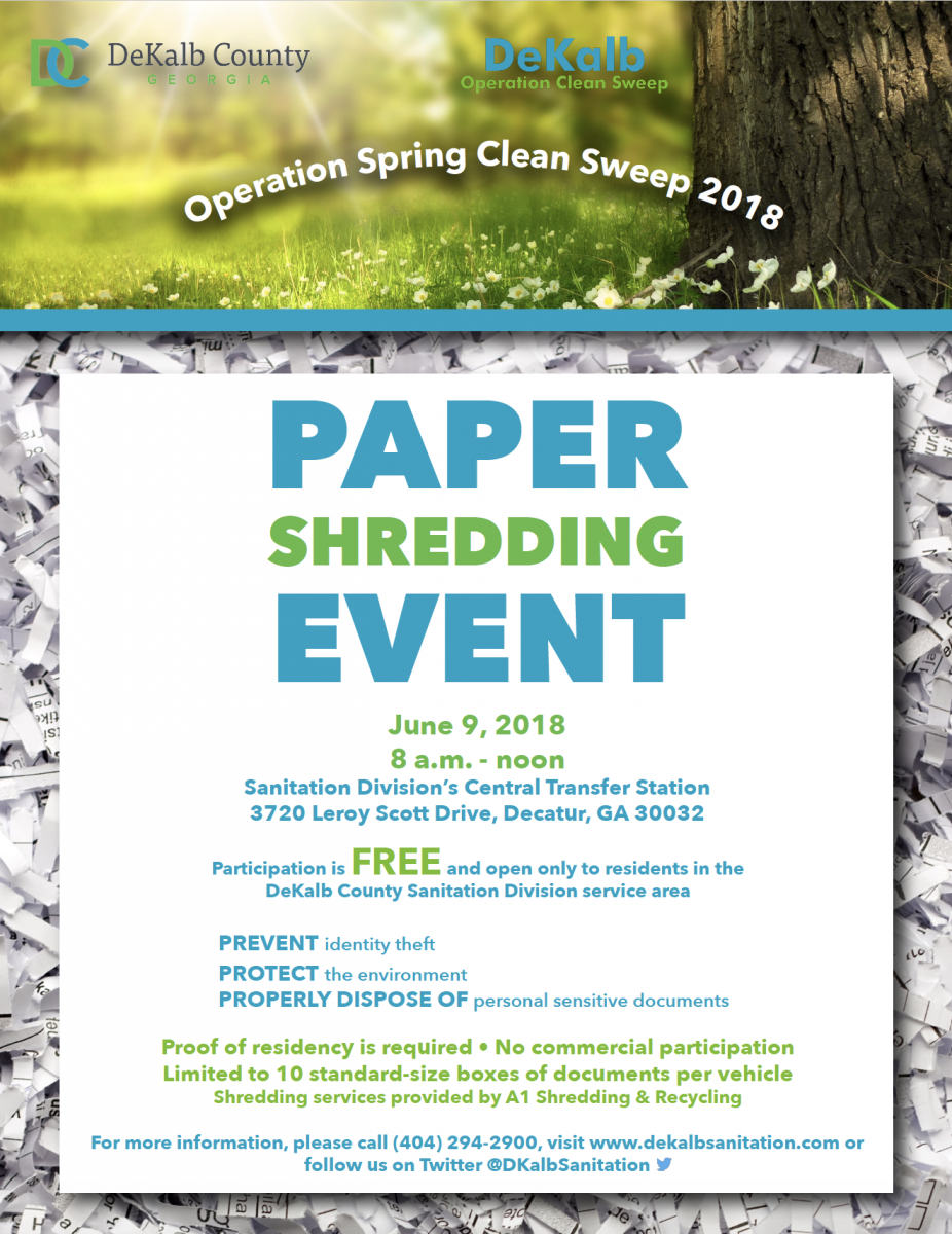 Operation Spring Clean Sweep 2018 - Paper Shredding Event - FINAL.jpg
