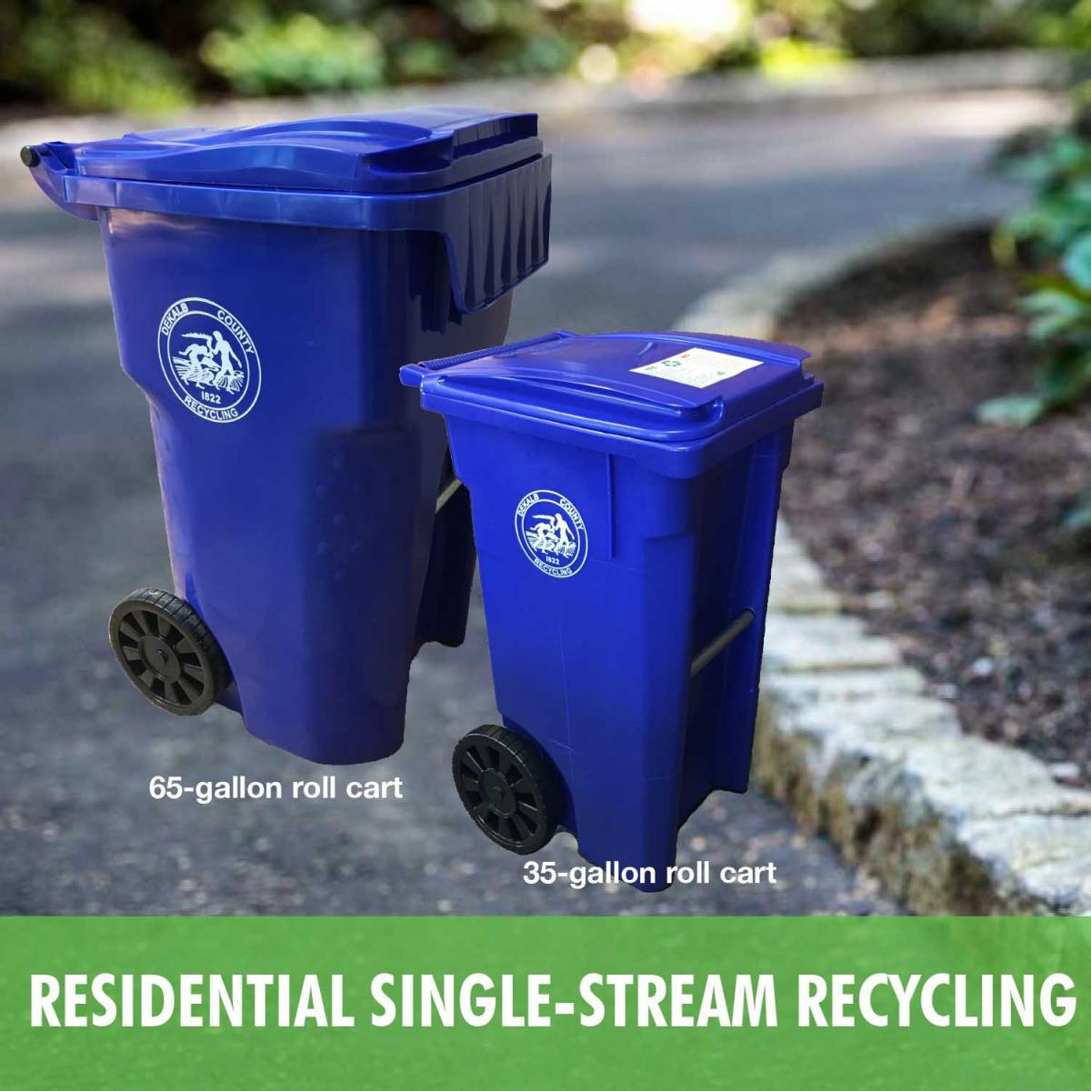 Residential Single-Stream Recycling Program