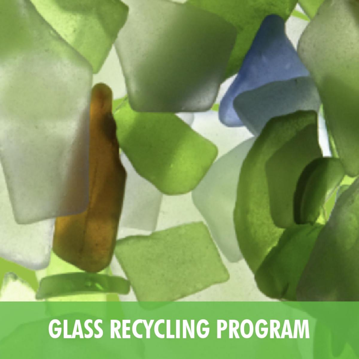 Glass Recycling Program