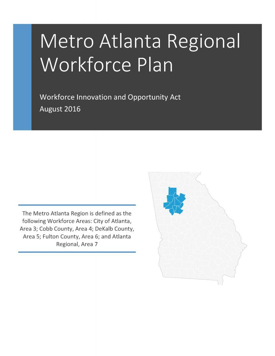 Atlanta's Hot Job Market - GoinGlobal Blog |Workforce Atlanta Metropolitan Area