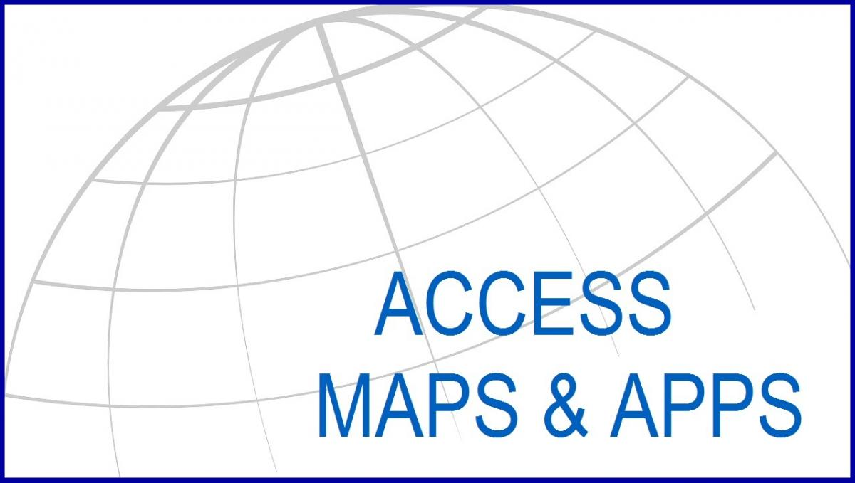 Access Maps and Apps