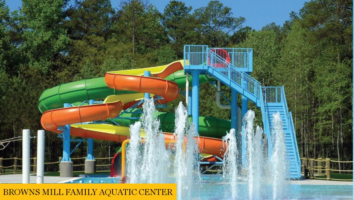 Aquatics Dekalb County Ga