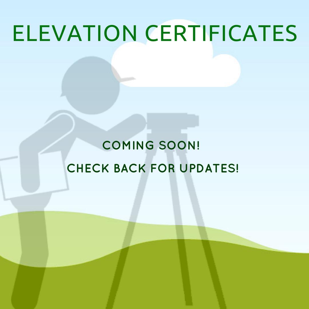 Elevation Certificates Dekalb County Ga