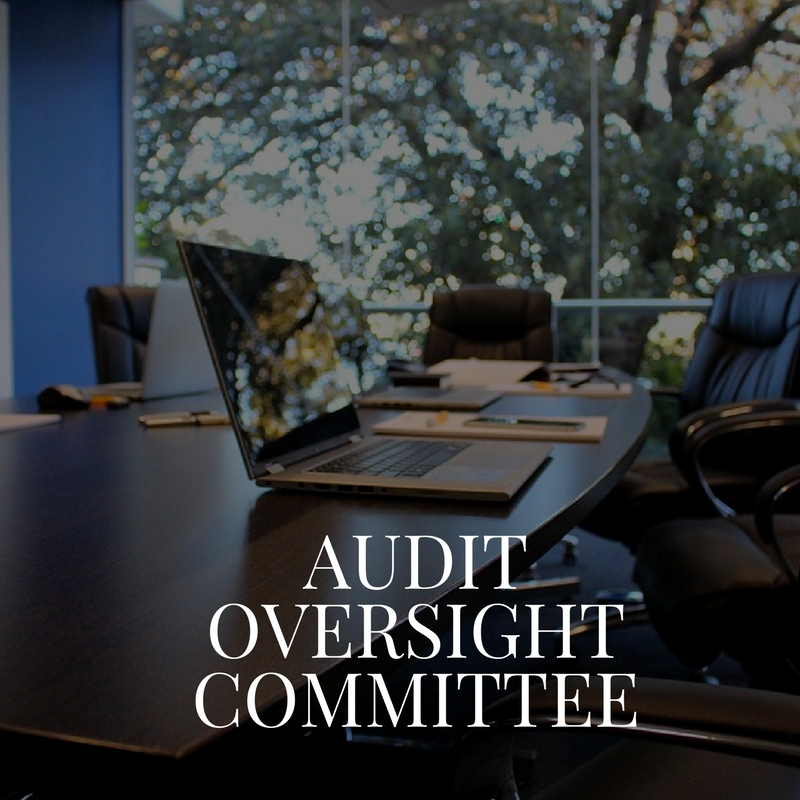 Audit Oversight Committee link