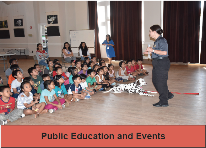 Public Education and Events