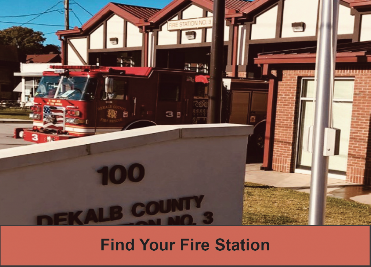 Find Your Fire Station