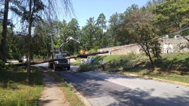 Hurricane Irma Updates Dekalb County Ga