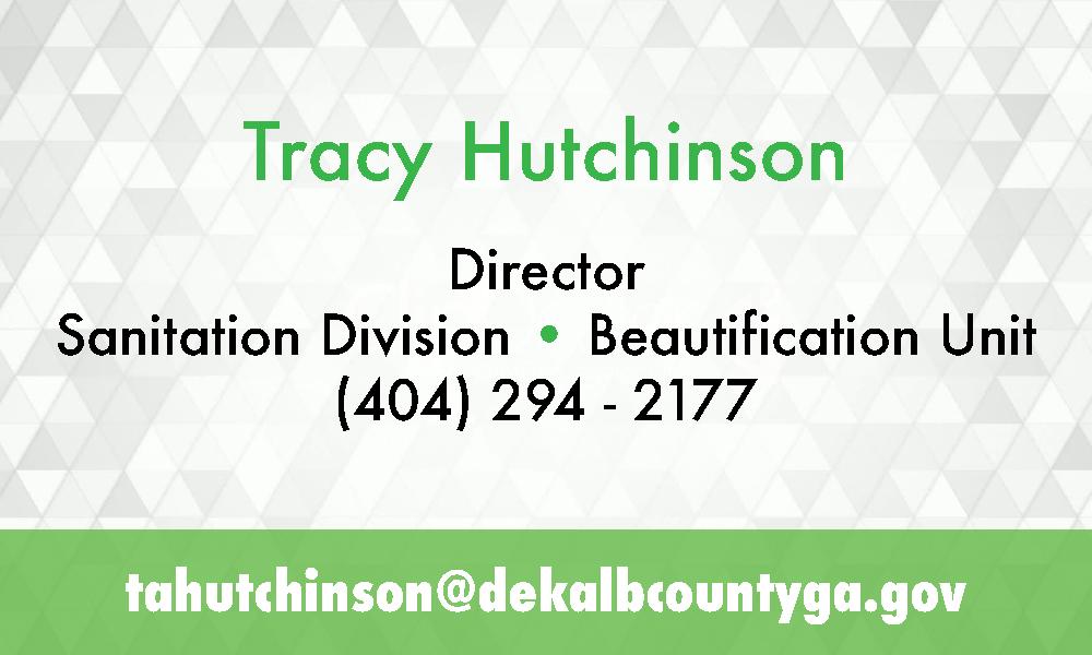 Contact Us | DeKalb County, GA
