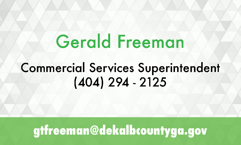 Contact Us   DeKalb County, GA
