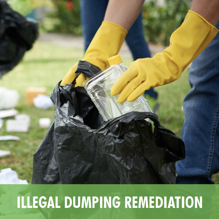 Illegal Dumping Remediation