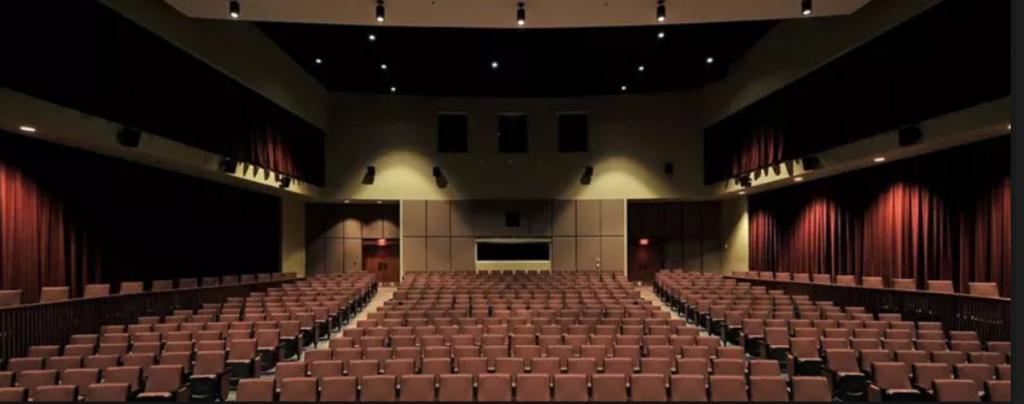 Porter Sanford III Performing Arts & Community Center | DeKalb