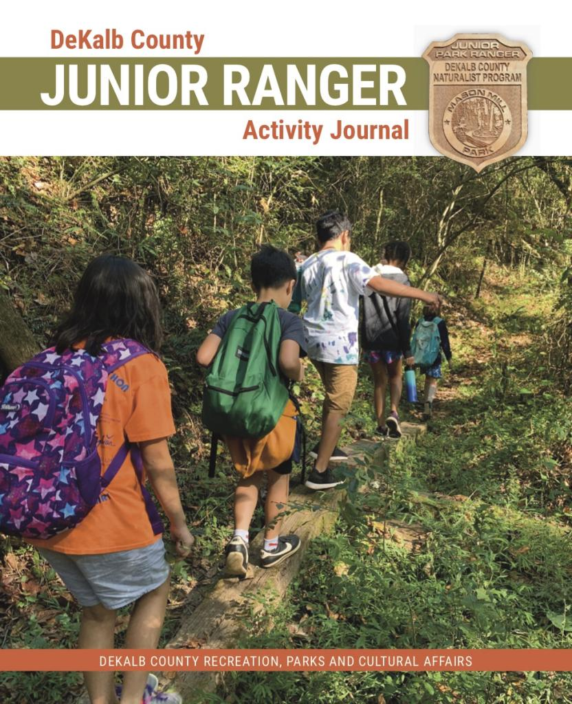 Junior Ranger Activity Journal