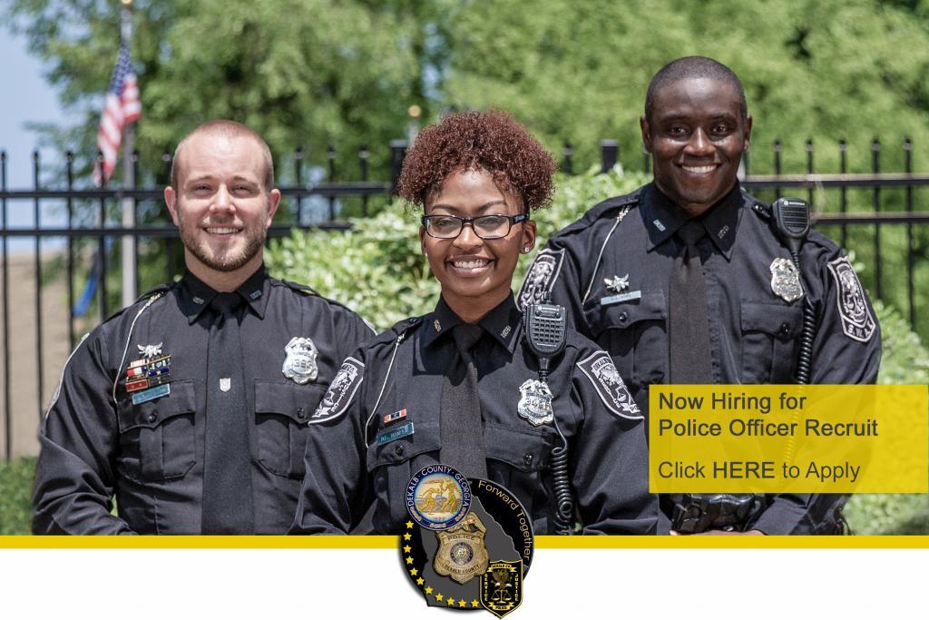 DeKalb County Police Department | DeKalb County, GA