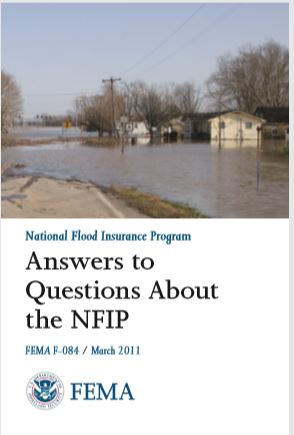 Answers to Questions About the NFIP Publication