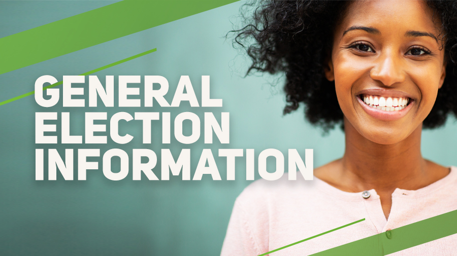 General Election Information